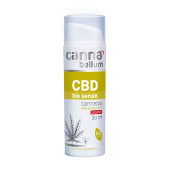 CBD Bio Seerum 30ml | CBD kehahooldus | Originaaltoodete | justhemp