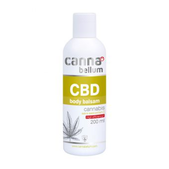 CBD Body Balsam 200ml | CBD Body Care | Originaaltoodete | justhemp