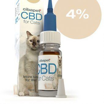 CBD õli Kassidele 4%   CBD õlid   CBD Lemmikloomadele   justhemp.ee